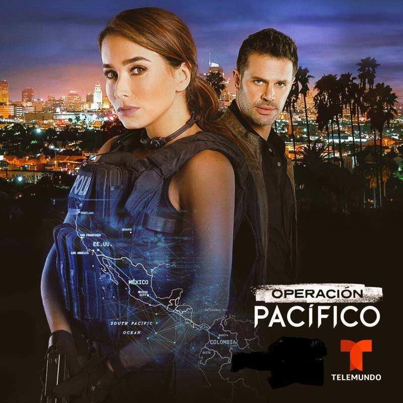 Compra la Telenovela: Operación pacífico completo en DVD.