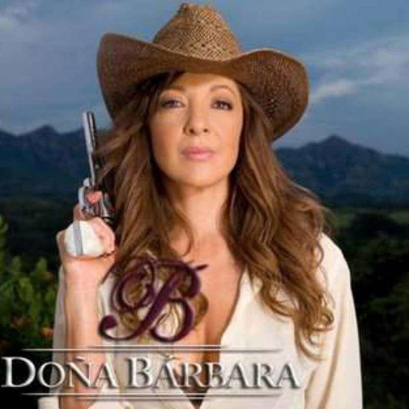 Compra la Telenovela: Doña Barbara completo en DVD.