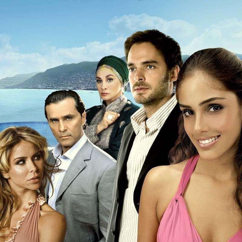Compra la Telenovela: Marina completo en DVD.