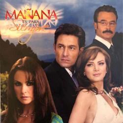 Compra la Telenovela: Mañana es para siempre completo en DVD.