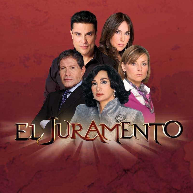 Compra la Telenovela: El Juramento completo en DVD.