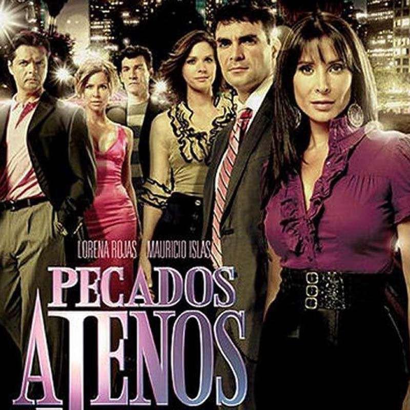 Compra la Telenovela: Pecados ajenos completo en DVD.
