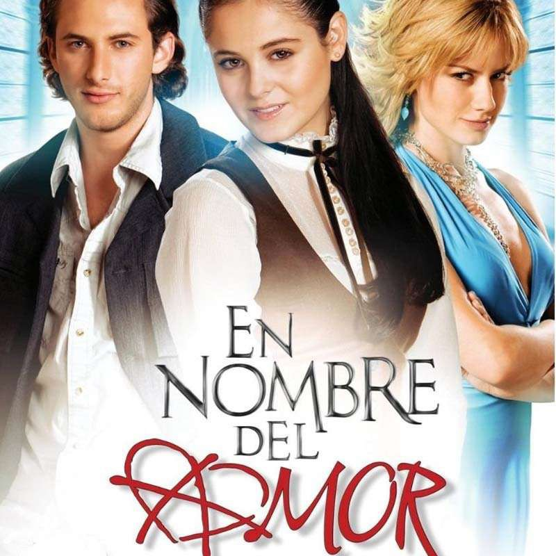 Compra la Telenovela: En Nombre Del Amor completo en DVD.