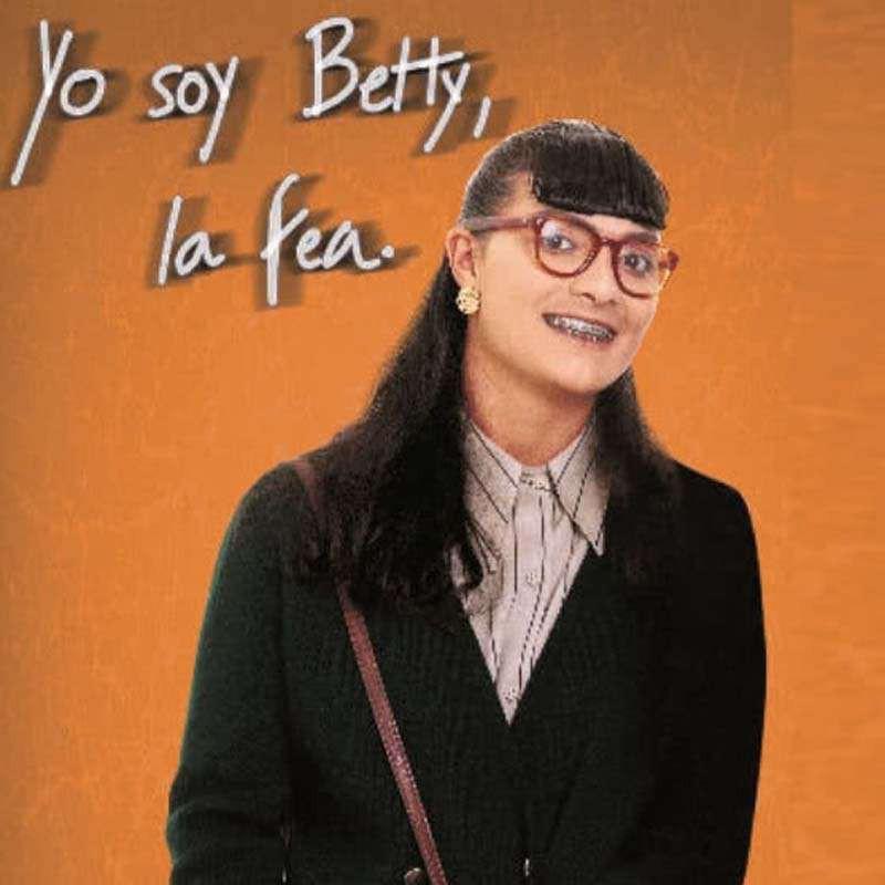 Comprar la Telenovela: Yo soy Betty, la fea completo en DVD.