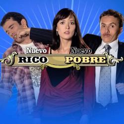 Comprar la Telenovela: Nuevo rico, nuevo pobre completo en DVD.