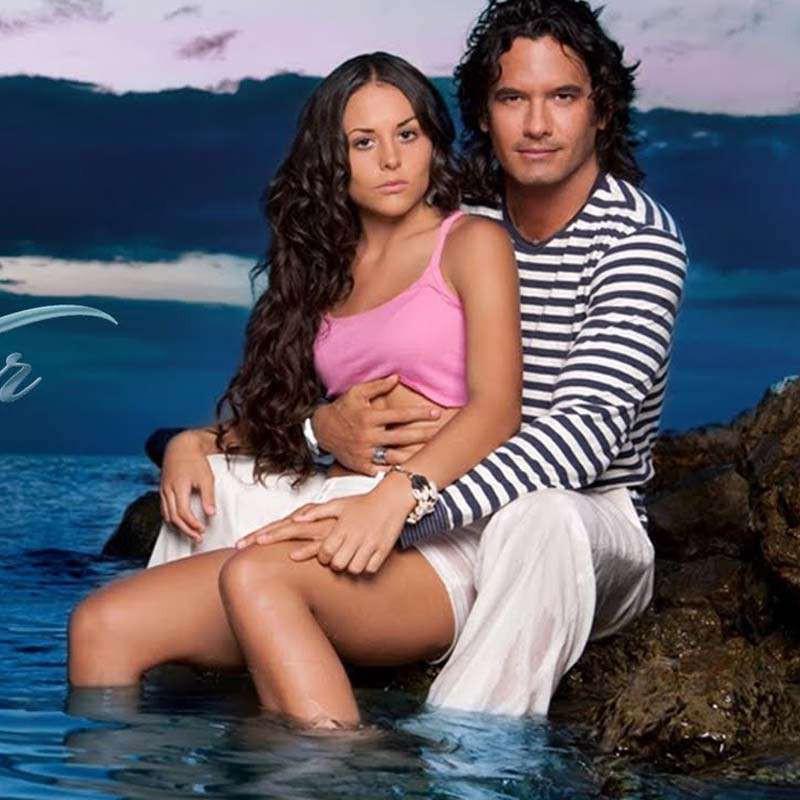 Comprar la Telenovela: Mar de amor completo en DVD.