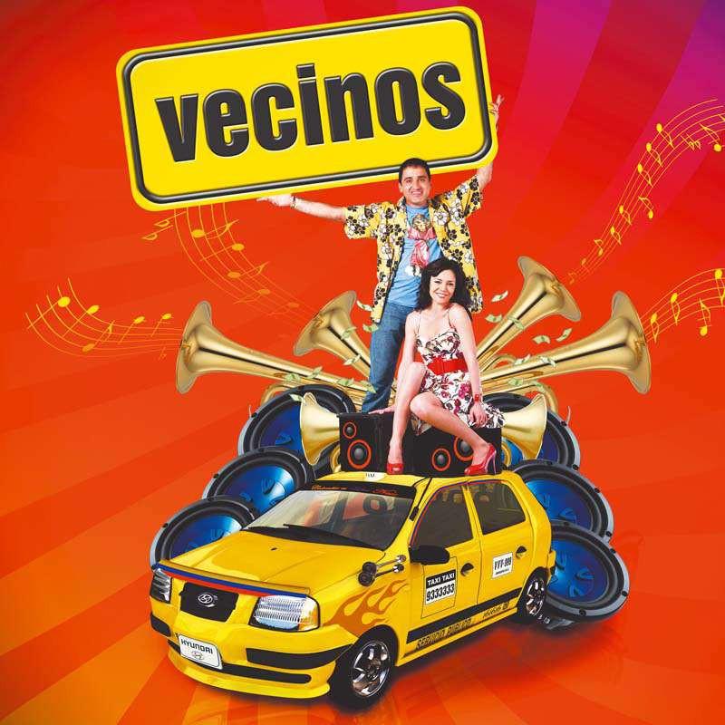 Comprar la Telenovela: Vecinos completo en DVD.