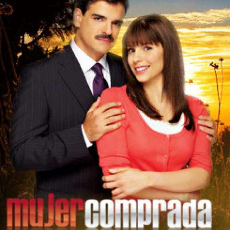 Comprar la Telenovela: Mujer comprada completo en DVD.