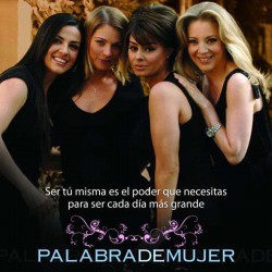 Comprar la Telenovela: Palabra de mujer completo en DVD.