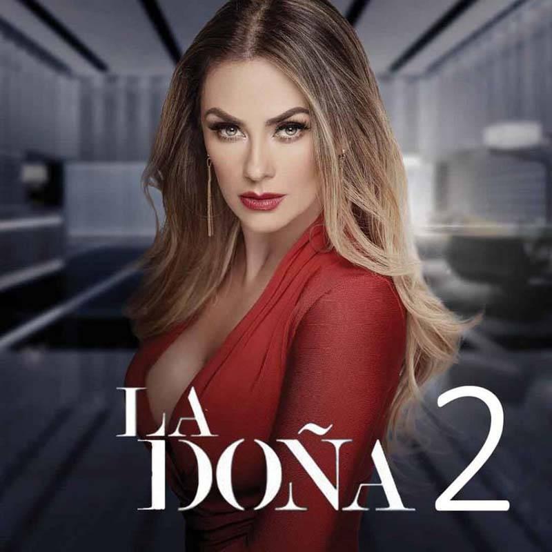 Compra la Telenovela: La Doña 2 completo en DVD.
