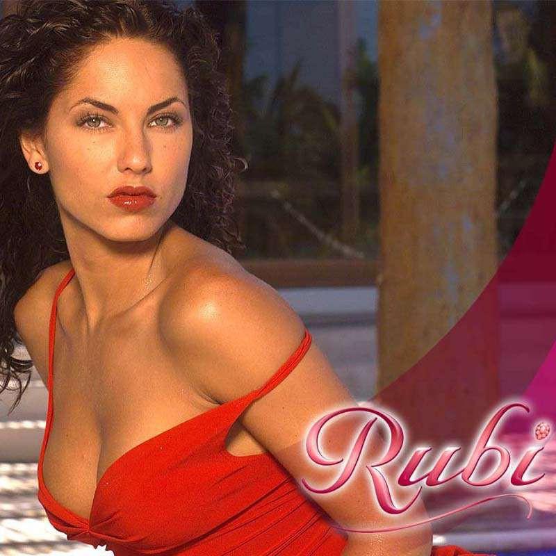 Comprar la Telenovela: Rubi la Descarada completo en DVD.