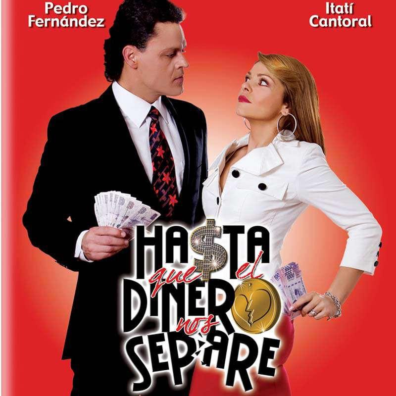 Comprar la Telenovela: Hasta que el dinero nos separe completo en DVD.