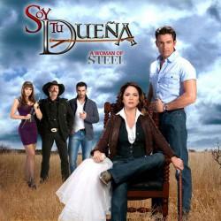Comprar la Telenovela: Soy tu dueña completo en DVD.