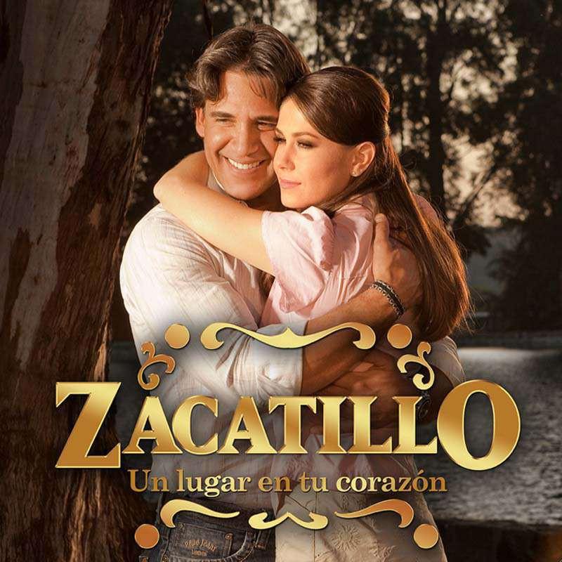 Comprar la Telenovela: Zacatillo, un lugar en tu corazón completo en DVD.