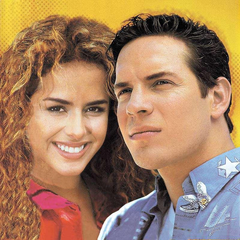 Comprar la Telenovela: La revancha completo en DVD.