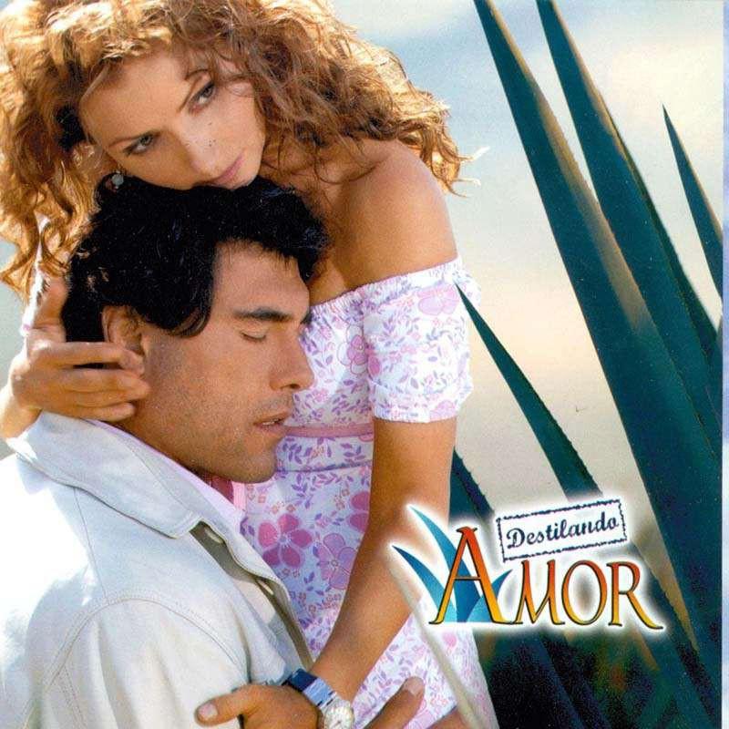 Comprar la Telenovela: Destilando amor completo en DVD.