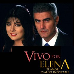 Comprar la Telenovela: Vivo por Elena completo en DVD.