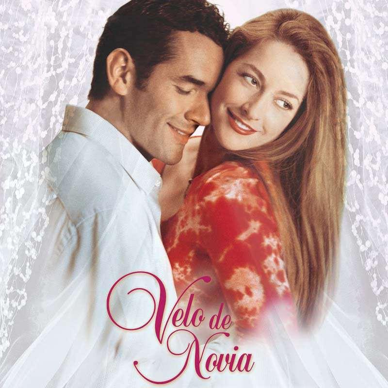 Comprar la Telenovela: Velo de novia completo en DVD.