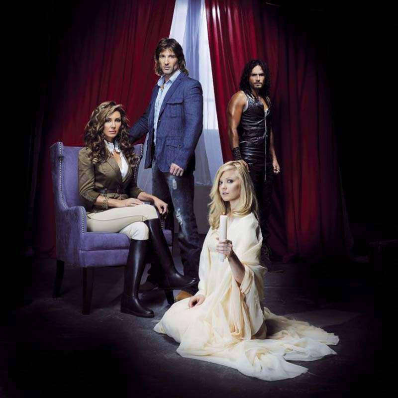 Comprar la Telenovela: El Fantasma De Elena completo en DVD.