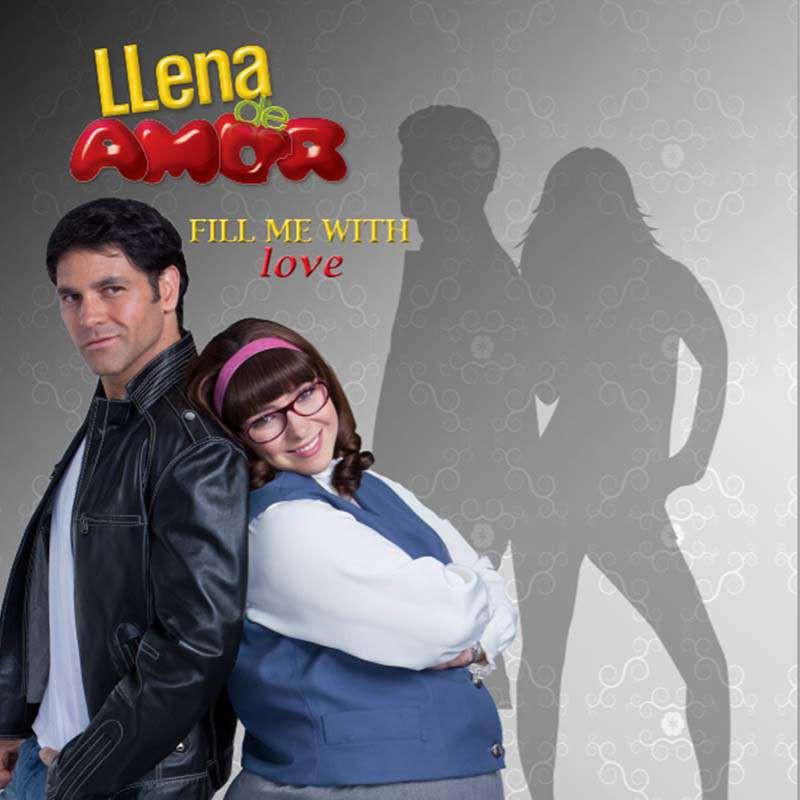 Comprar la Telenovela Llena de amor completo en DVD