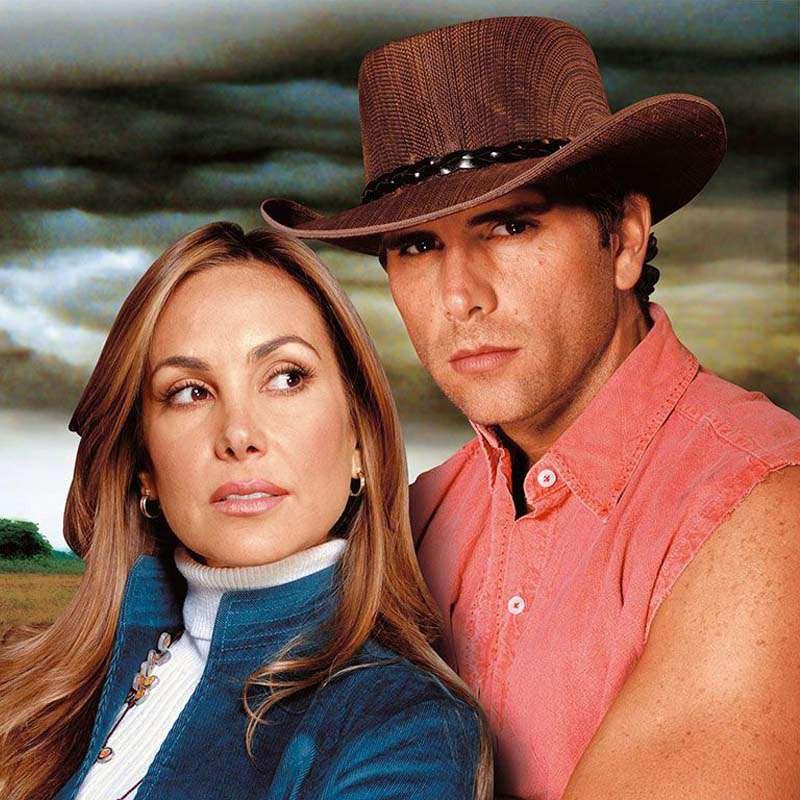 Comprar la Telenovela: La Tormenta completo en DVD.
