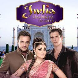 Comprar la Telenovela: India, una historia de Amor completo en DVD.