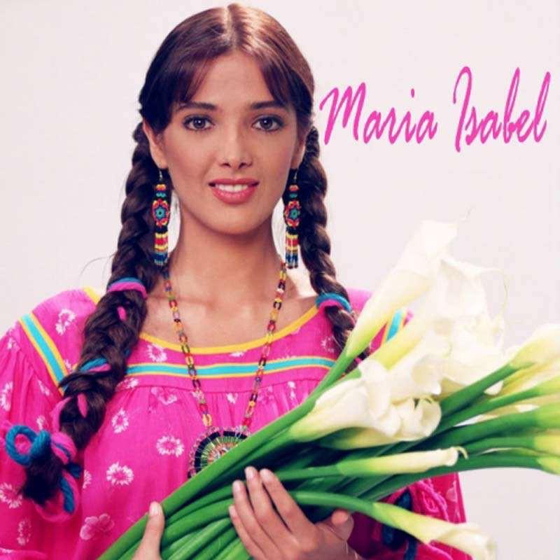 Comprar la Telenovela: María Isabel completo en DVD.