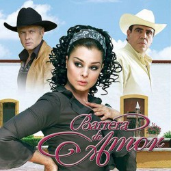 Comprar la Telenovela: Barrera de amor completo en DVD.