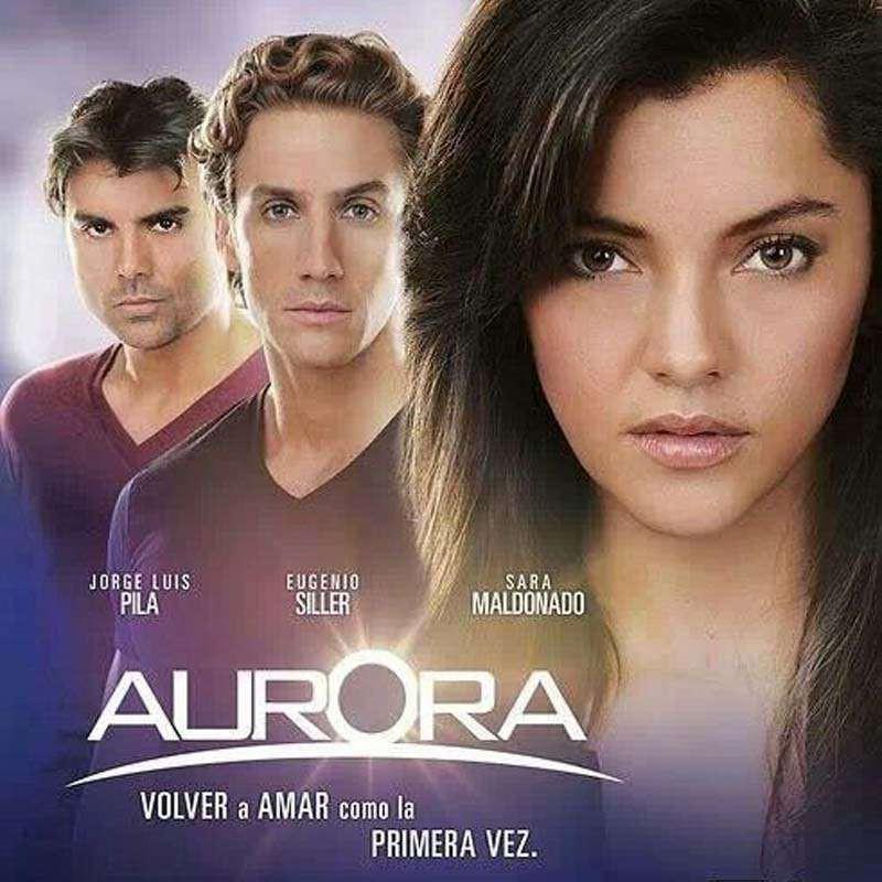 Comprar la Telenovela: Aurora completo en DVD.