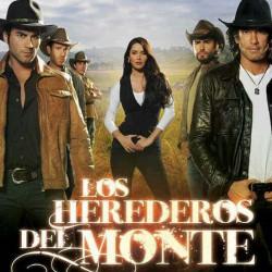 Comprar la Telenovela: Los herederos del Monte completo en DVD.