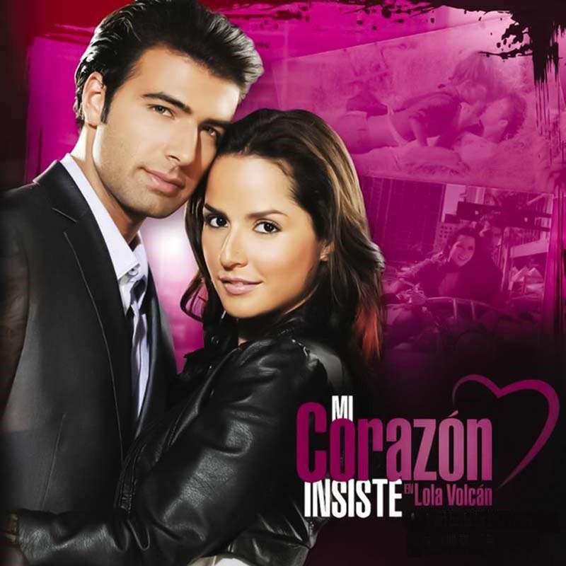 Comprar la Telenovela: Mi Corazon Insiste completo en DVD.