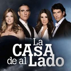 Comprar la Telenovela: La casa de al lado completo en DVD.