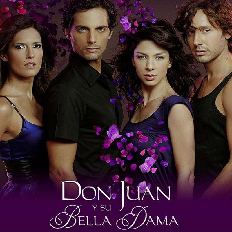 Comprar la Telenovela: Don Juan y su bella dama completo en DVD.