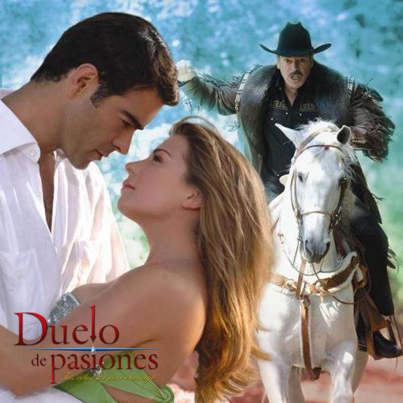 Comprar la Telenovela: Duelo de pasiones completo en DVD.