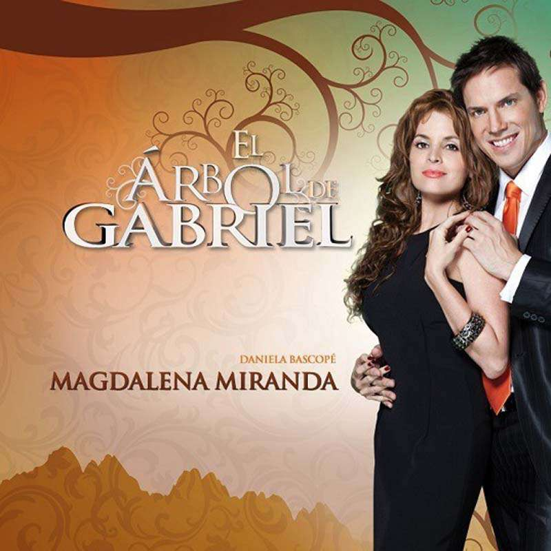 Comprar la Telenovela: El arbol de gabriel completo en DVD.