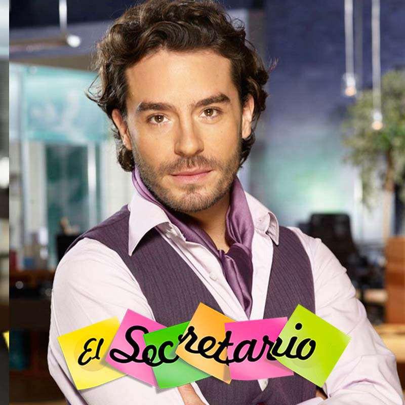 Comprar la Telenovela: El secretario completo en DVD.