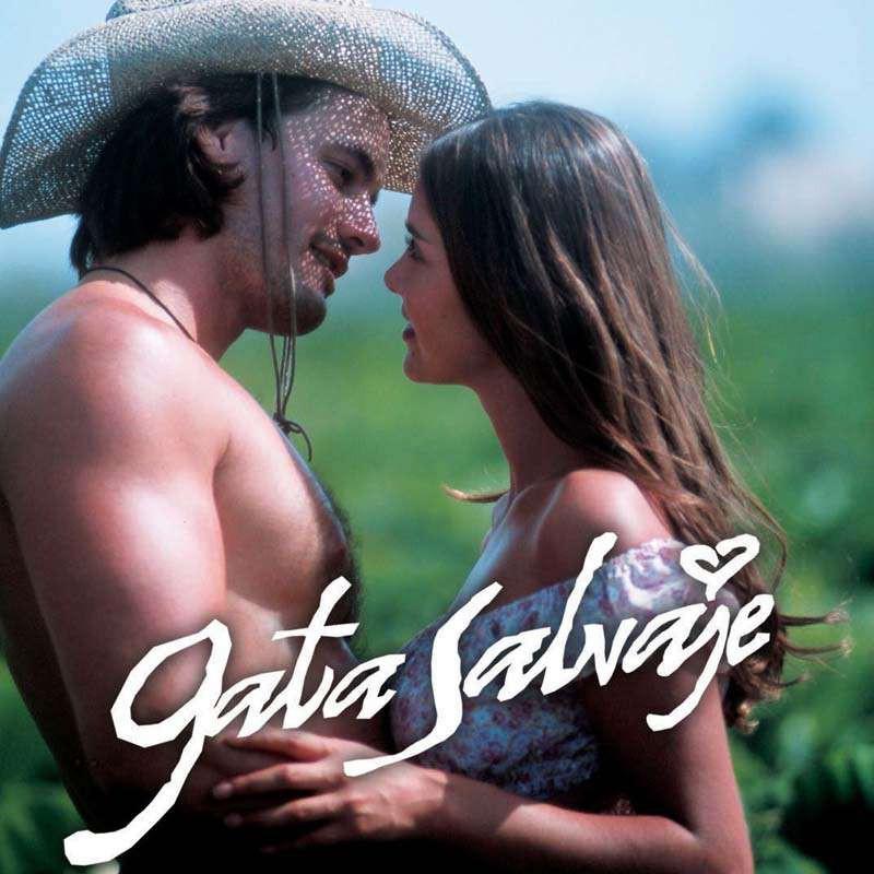 Comprar la Telenovela: Gata salvaje completo en DVD.