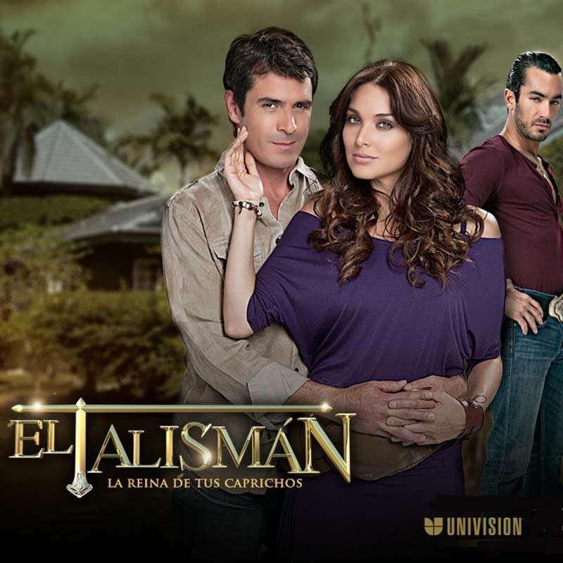 Comprar la Serie: El Talismán completo en DVD.