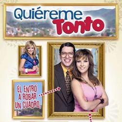 Comprar la Telenovela: Quiéreme tonto completo en DVD.