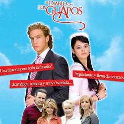 Comprar la Telenovela: Al diablo con los guapos completo en DVD.