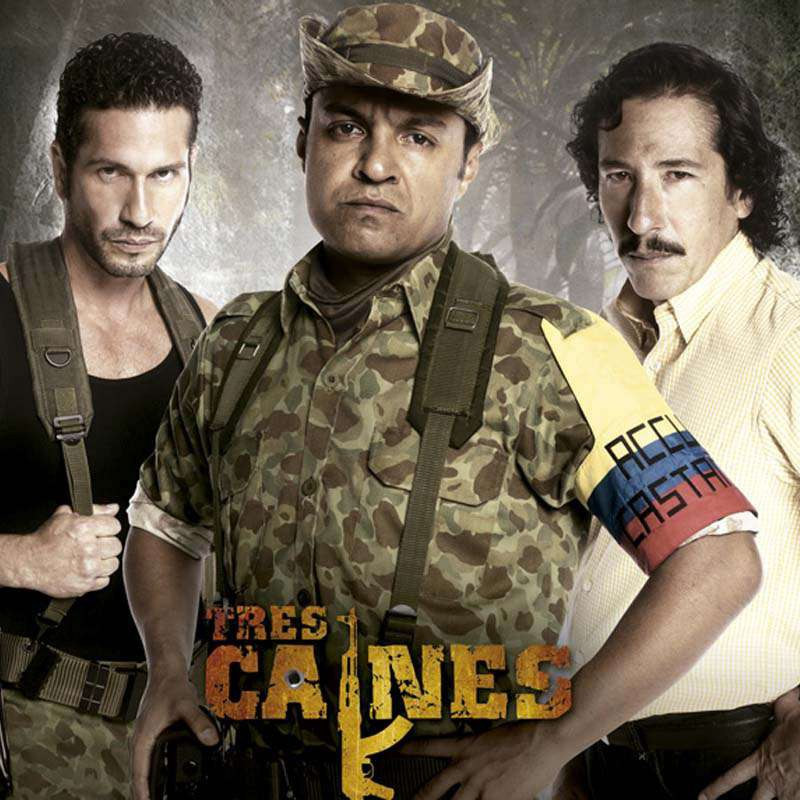 Compra la Serie: Tres Caínes completo en DVD.