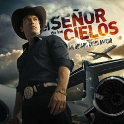 Compra la Telenovela: El Señor De Los Cielos completo en DVD.