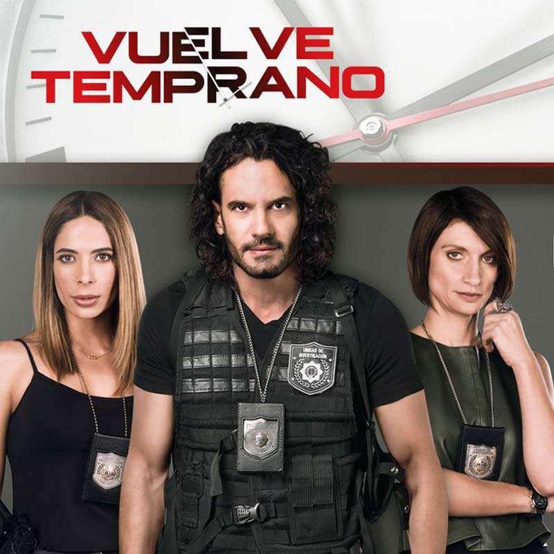 Compra la Telenovela: Vuelve temprano completo en DVD.
