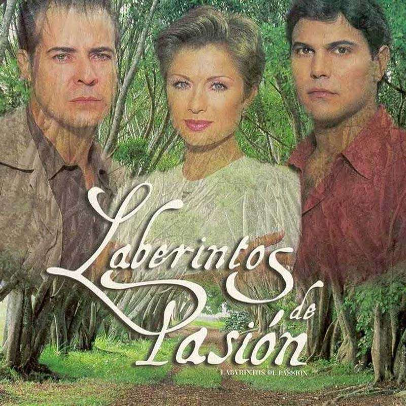 Compra la Telenovela: Laberintos de pasión completo en DVD.