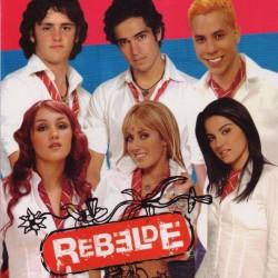 Compra la Telenovela: Rebelde 2ª temporada completo en DVD.