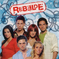 Compra la Telenovela: Rebelde 3ª temporada completo en DVD.