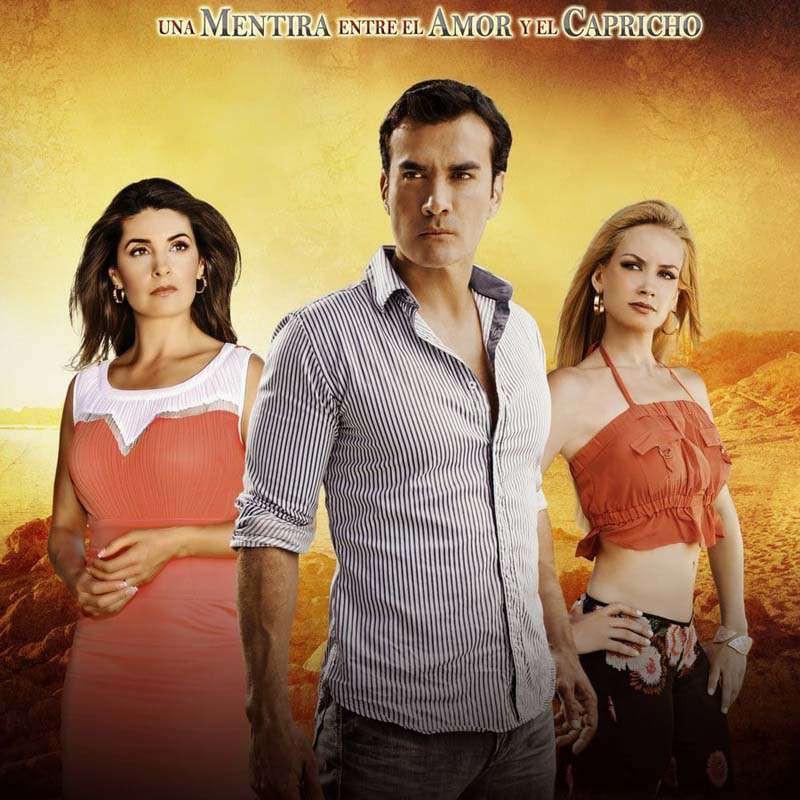 Compra la Telenovela: Mentir para vivir completo en DVD.