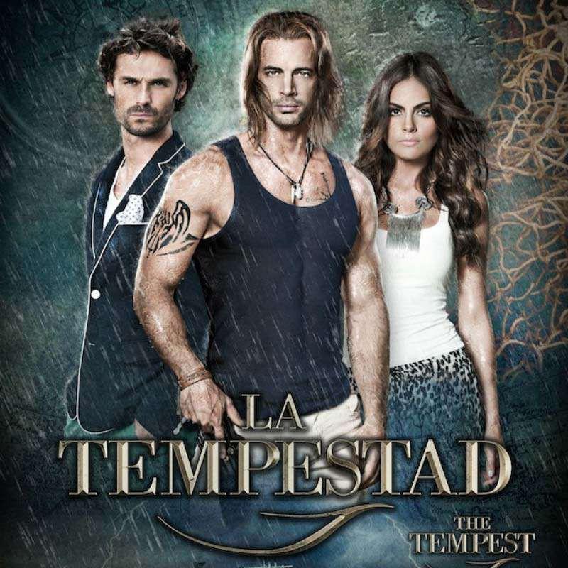 Compra la Telenovela: La tempestad completo en DVD.