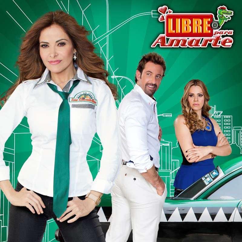 Compra la Telenovela: Libre para amarte completo en DVD.