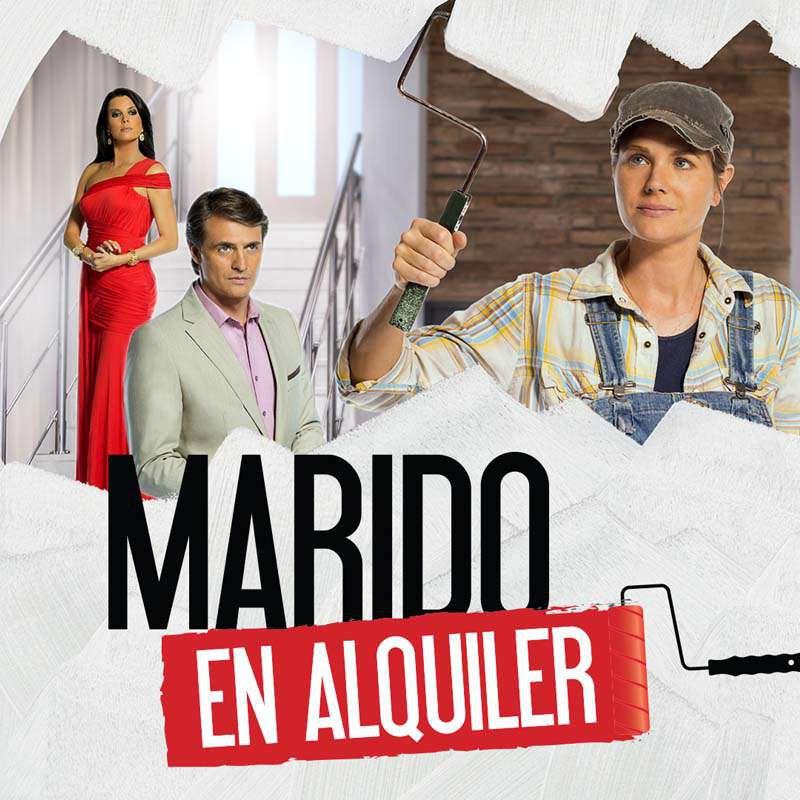 Compra la Telenovela: Marido en alquiler completo en DVD.
